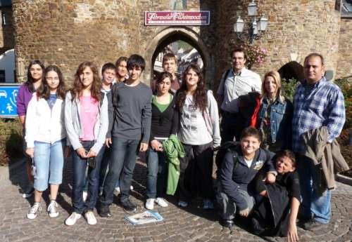 Besuch der türkischen Partnerschule