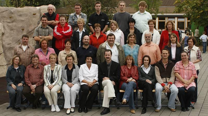 Das Lehrerkollegium 2006