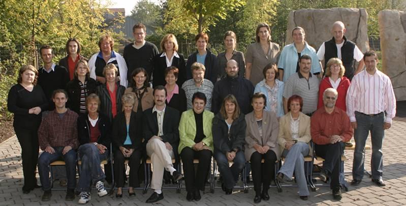Das Lehrerkollegium 2005
