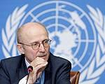 Willi Lemke - UNO-Sonderberater für Sport im Dienst von Entwicklung und Frieden für den Generalsekretär der Vereinten Nationen